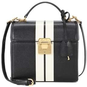 Mark Cross Sara leather shoulder bag