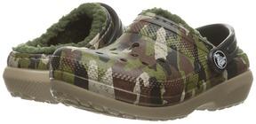 Crocs Classic Lined Graphic Clog Kids Shoes