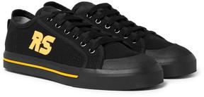 Raf Simons + Adidas Spirit Canvas Sneakers