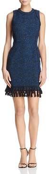 Adelyn Rae Olivia Bouclé Sheath Dress
