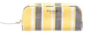 Kate Spade New York PVC Cosmetic Pouch