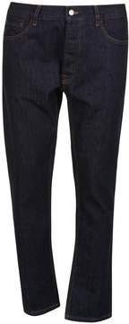 Prada Linea Rossa Prada Straight Leg Jeans