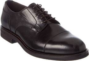 Brunello Cucinelli Leather Derby Shoe