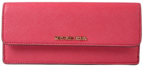 Michael Kors Jet Set Travel Wallet - RED - STYLE
