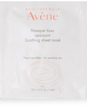 Avene - Soothing Sheet Mask X 5 - Colorless
