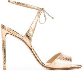 Francesco Russo Hill lace-up sandals