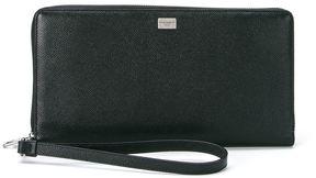 Dolce & Gabbana zip clutch
