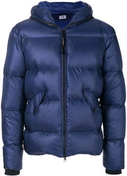C.P. Company hooded puffer jacket