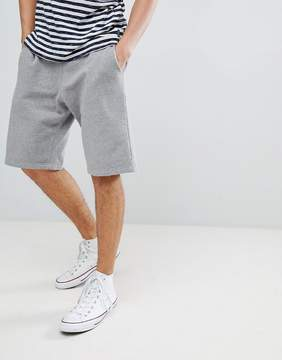 Jack Wills Balmore sweat shorts in gray marl suit 1