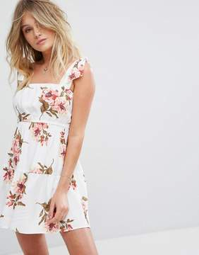 Flynn Skye Maria Mini Floral Dress
