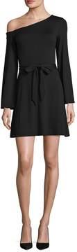 Susana Monaco Women's Tasha One Shoulder Dress