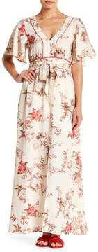 Flying Tomato Floral Maxi Dress