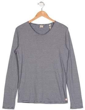 Scotch Shrunk Boys' Striped Long Sleeve Shirt w/ Tags