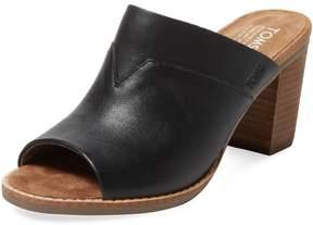 Toms Women's Majorca Leather Mule