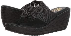 Sbicca Diddy Women's Wedge Shoes