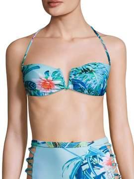 6 Shore Road Women's Lover's V-Wire Bikini Top
