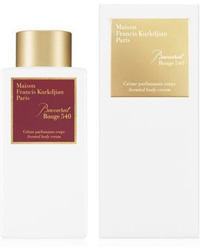 Francis Kurkdjian Baccarat Rouge 540 Scented Body Cream, 250 mL