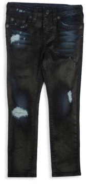 True Religion Boy's Rocco Skinny Denim Jeans