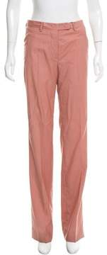 CNC Costume National Wool Straight-leg Pants
