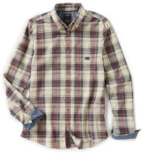 Buffalo David Bitton Sinter Long-Sleeve Plaid Shirt