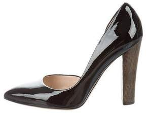 Reed Krakoff Patent Leather Pumps