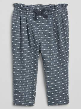 Gap Dot Pull-On Pants in French Terry