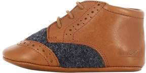 Pom D'Api First New Derby Shoe