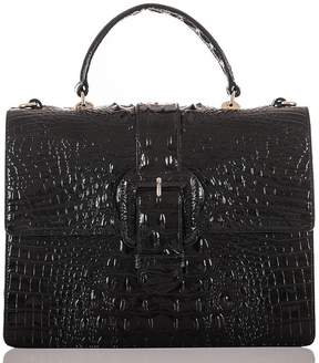 Brahmin Melbourne Collection Medium Francine Satchel