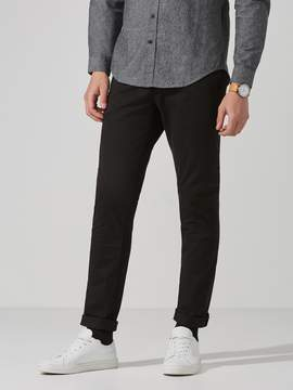 Frank and Oak The Becket Chino in True Black