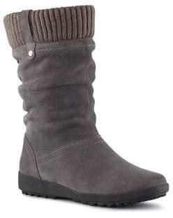 Cougar Vienna Waterproof Suede Mid-Calf Boots