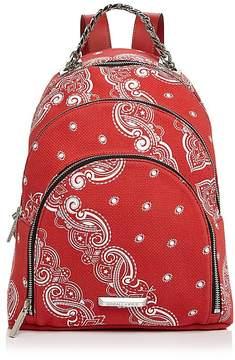 KENDALL + KYLIE Sloane Bandana Print Backpack