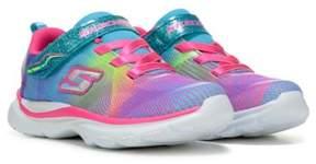 Skechers Kids' Trainer Lite Dash N Dazzle Sneaker Toddler