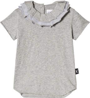 Nununu Grey Victorian Shirt