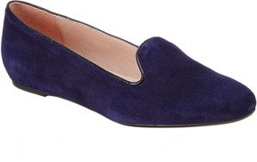 Patricia Green Waverly Suede Flat