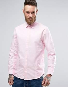 Edwin Cadet Shirt Pink