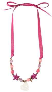 Osh Kosh Toddler Girl Beaded Stars & Heart Necklace