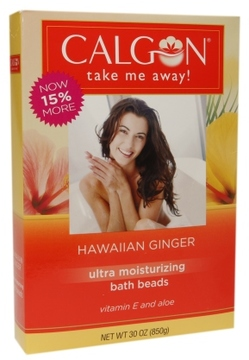 Calgon Ultra Moisturizing Bath Beads Hawaiian Ginger