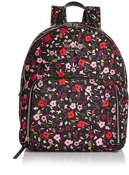 Kate Spade Watson Lane Hartley Backpack - BOHO FLORAL/GOLD - STYLE