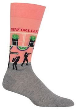 Hot Sox New Orleans Socks