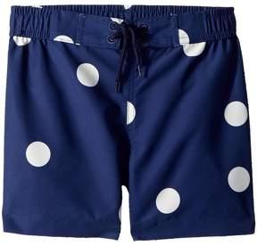Mini Rodini Dot Swim Shorts Boy's Swimwear
