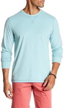 Faherty BRAND Long Sleeve Crew Neck Sweatshirt