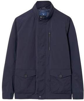 Gant Men's Blue Polyester Outerwear Jacket.