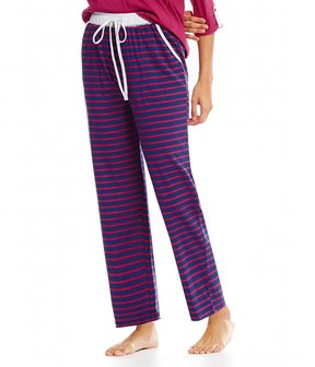 Karen Neuburger Striped Sleep Pants