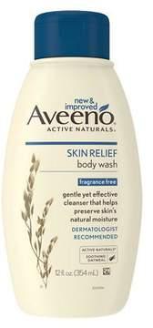 Aveeno Skin Relief Body Wash Fragrance Free