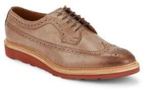 Allen Edmonds Shannon Leather Wingtip Shoes