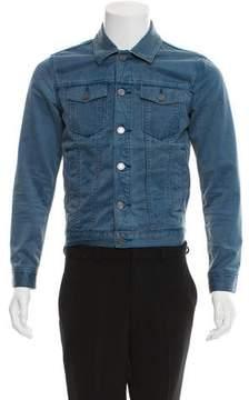 Marc by Marc Jacobs Denim Trucker Jacket