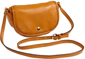 Women's CLAVA Page Leather Mini Crossbody