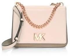 MICHAEL Michael Kors Leather Chain Crossbody Bag