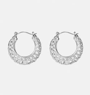 Avenue Filigree Puff Earrings