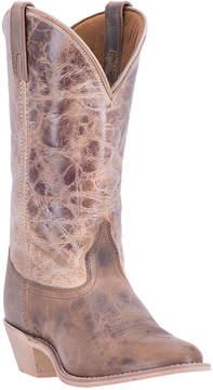 Dan Post Chocolate & Tan Jess Leather Cowboy Boot - Women